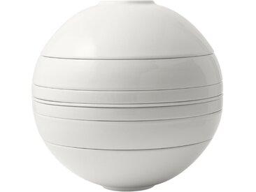 Villeroy & Boch Servier-Set La Boule Iconic white /Weiß,