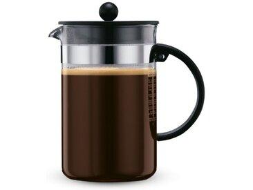bodum Kaffeebereiter Bistro Noueveau 1500 ml /Schwarz, L (Large)