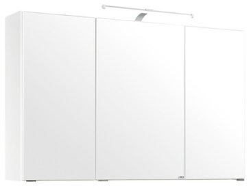 Held-Möbel Spiegelschrank Florida /Weiß