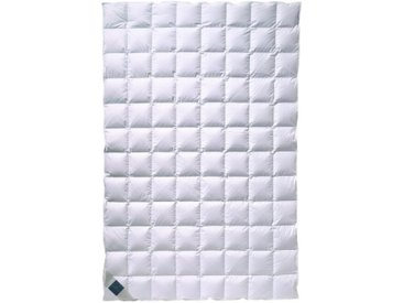 billerbeck Daunenbettdecke Nena 135 x 200 cm /Weiß, Baumwolle