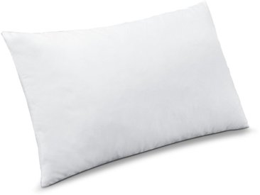 Füllkissen Feder 40 x 60 cm /Weiß, Baumwolle