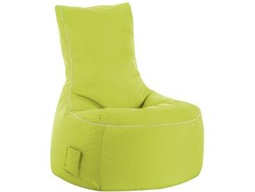 MAGMA Sitzsack Swing Scuba /Grün, Stoff