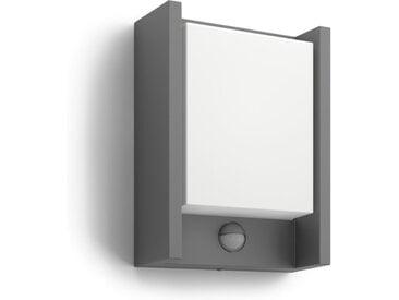 Philips LED-Außenwandleuchte Arbour, Aluminium