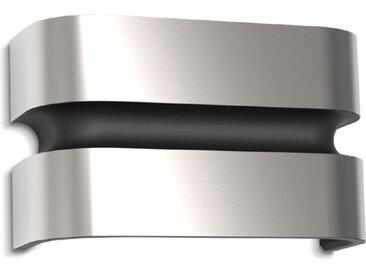 Eco-Light LED-Außenwandleuchte MAYA, Alu, Eisen, Stahl & Metall
