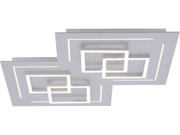Paul Neuhaus LED-Deckenleuchte Q-LINEA, 60 x cm Alu, Eisen, Stahl