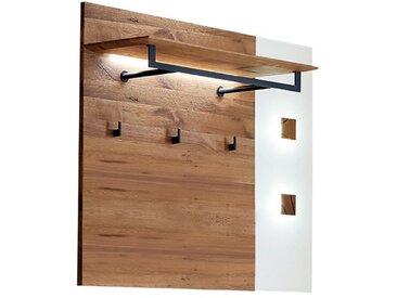 Hartmann Wandgarderobe Caya /Eiche, Holz