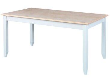 Inter Link Esstisch Flens 160 x 90 cm /Weiß, Holz