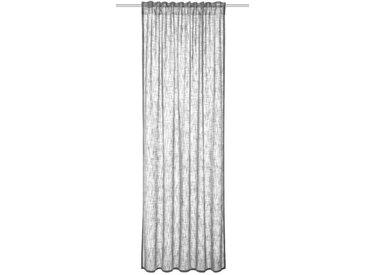 Albani Fertiggardine Alessio 135 x 280 cm /Grau, Polyester