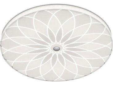 Bankamp LED-Deckenleuchte Mandala, 40 cm Glas