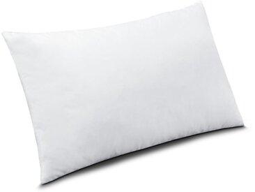 Füllkissen Feder 30 x 50 cm /Weiß, Baumwolle