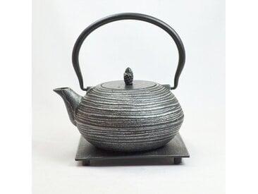 Teekanne Mo Yo 1200 ml /Schwarz, Gußeisen