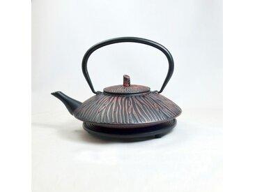 Teekanne Shimauma 1000 ml /Rot, Gußeisen