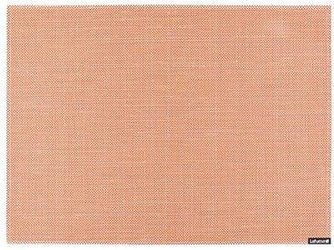 Lafuma Tischset Ancone 48 x 35,2 cm /Orange, Stoff
