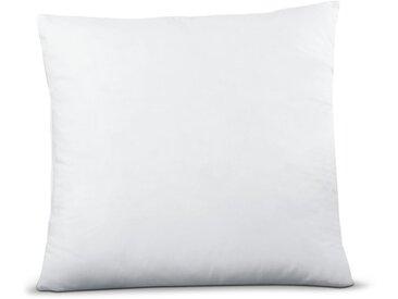 Füllkissen Daune 40 x cm /Weiß, Baumwolle