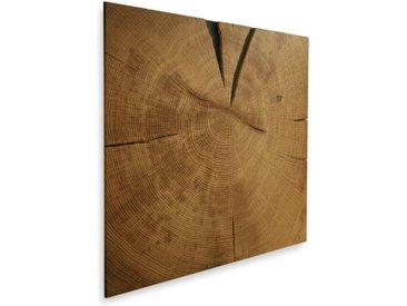 Dryad Wandleuchte /Eiche, Holz