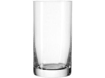 Leonardo Gläserset Easy M 6tlg. /Klar, (Medium) Glas
