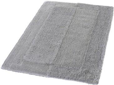Kleine Wolke Badteppich Havanna 55 x 65 cm /Grau, Baumwolle