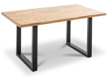 Esstisch Denver P 160 x 90 cm /Wildeiche, Holz