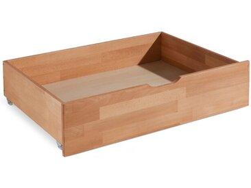 Bettkasten Caronia 2er Set /Kernbuche, Holz