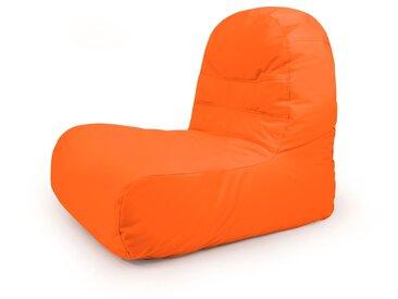 Outbag Sitzsack Bridge Plus, Orange Plus /Orange, Polyester