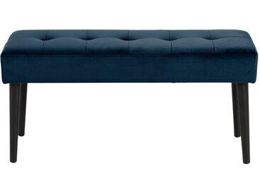 Actona Sitzbank Glory Bank /Marine, Polyester