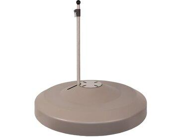 LIRO Sonnenschirmständer Maxi 150 kg, rund /Graphit, 90 cm