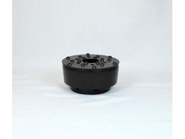 Stövchen 13 x 8 cm /Schwarz, Gußeisen