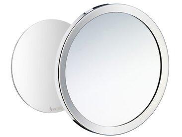Smedbo Kosmetikspiegel Outline /Silber, Chrom, Alu, Nickel, Stahl