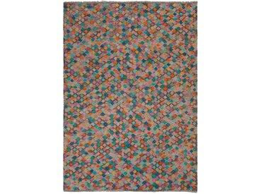 Kelim Teppich Kaudani 208 x 295 cm /Bunt, Schurwolle