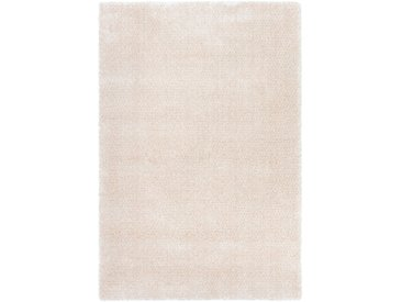 Shaggy Beni Royal 135 x 200 cm /Weiß, Mischgewebe