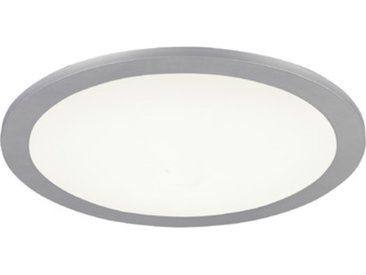 Reality Leuchten LED-Deckenleuchte Alima WiZ, 30 cm Alu, Eisen,