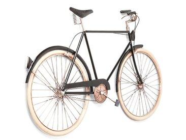 KARE Wanddeko City Bike 38488 /Braun, Metall
