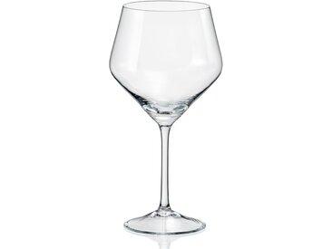 Gläserset Burgunder - Jane 6tlg. /Klar, Glas