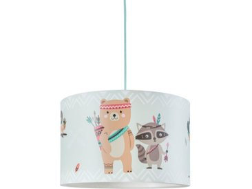 Elobra Kinderlampe LITTLE INI, Holz
