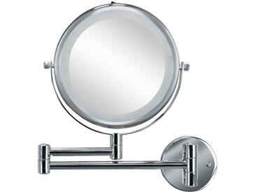 Kleine Wolke Kosmetikspiegel Brilliant Mirror /Silber, Metall