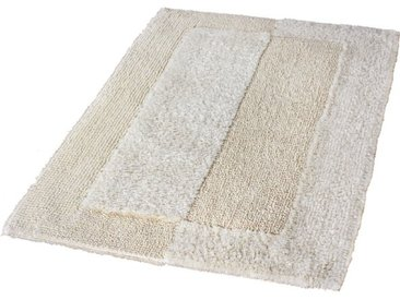 Kleine Wolke Badteppich Havanna 85 x 150 cm /Natur, Baumwolle