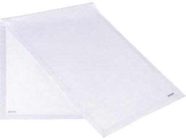 JOOP! Tischläufer Stitch 50 x 160 cm /Silber, Baumwolle