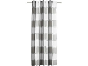Apelt Fertiggardine Artos 134 x 245 cm /Grau, Polyester
