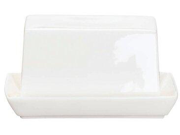 ASA Selection Butterdose À Table /Weiß, Porzellan
