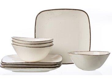 Ritzenhoff & Breker Tafelservice Casa creme 8tlg. /Creme, Keramik