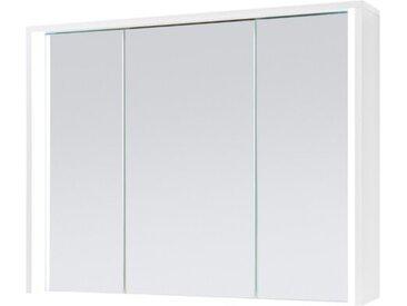 Spiegelschrank Five /Weiß