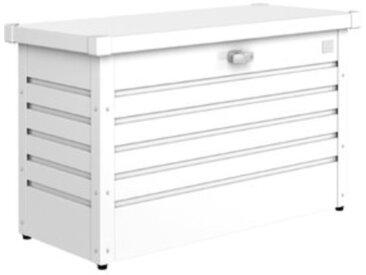 biohort Kissenbox S 101 x 61 46 cm /Weiß, Stahl