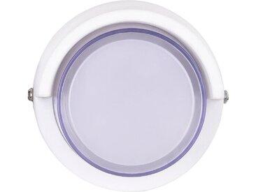 DesignLive LED-Außenwandleuchte AVIGNON /Weiß, Alu, Eisen, Stahl