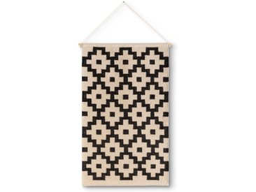 Wanddeko 80 x 130 cm /Natur, Baumwolle
