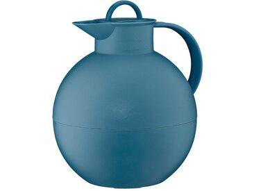 alfi Isolierkanne Kugel /Grau / Blau, 21 cm Kunststoff
