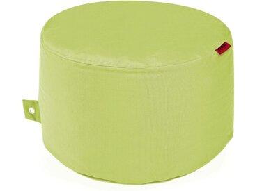Outbag Sitzsack Hocker Rock Plus line /Limone, Stoff