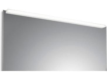 Helestra LED-Spiegelleuchte Onta /Chrom, 120 cm Alu, Eisen, Stahl