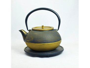 Teekanne Kobu 1200 ml /Gold, Gußeisen