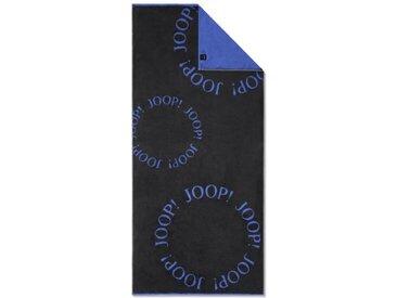 JOOP! Strandtuch Capsule Tali 80 x 180 cm /Anthrazit, Baumwolle