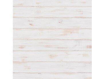 EUROART Memo Board 30 x cm White Wood /Weiß, Glas